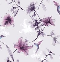 Graham and Brown Xray Floral 104047 Wallpaper